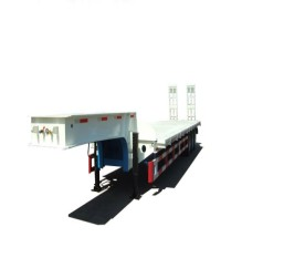 Low Bed Semi-trailers, 3 axles