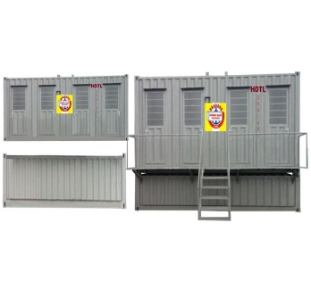 Container 20' Toilet