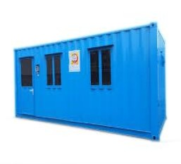 Container 20' VP Toilet