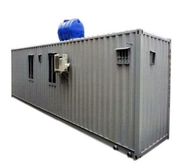 Container 40'VP Toilet